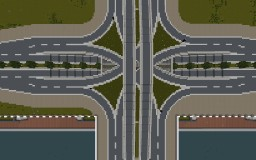 Signalled Stack Interchange Minecraft