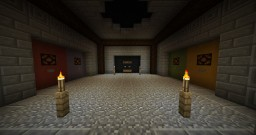 WizardsFighters Minecraft Map & Project