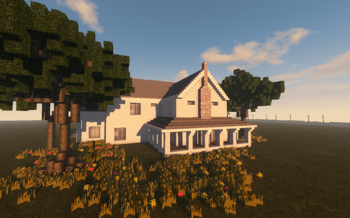 Popular Server Project : Farm House