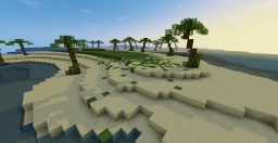 Small Beach Minecraft Map & Project