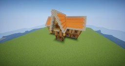 Medieval house (empty) Minecraft Map & Project