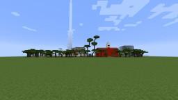 Minecraft Video Game Extravaganza Amusement Park! (Work In-Progress Map) Minecraft Map & Project