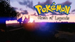 Pokémon - Clash of Legends Minecraft Map & Project