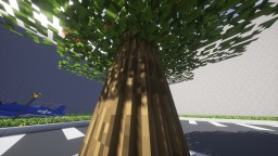 Round Trees - MC Vanilla 1.12.2 Minecraft Texture Pack