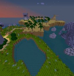 Mario Adventure Map Minecraft Map & Project