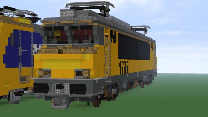 Popular Server Project : NS 1736
