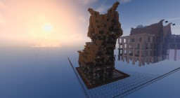 Towny Plot Minecraft Map & Project