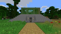Jungle Temple - druid style Minecraft Map & Project