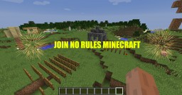 JOIN NO RULES MC Minecraft Server