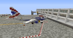 Regional Airport - FoxShot Minecraft Map & Project