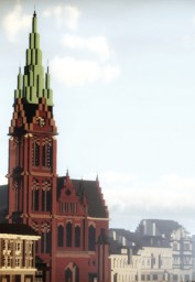 St. Bonifatius Herne, Germany Minecraft