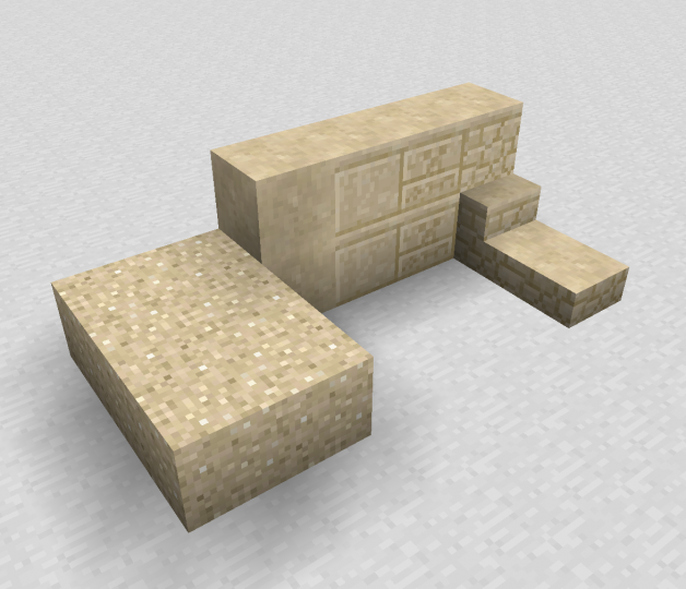 Edited sand & sandstone textures