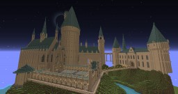 Harry Potter World Minecraft Map & Project