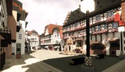 Altstädter Markt, Hanau, Germany Minecraft Map & Project