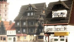 Altstadt-Apotheke, Hanau, Germany Minecraft