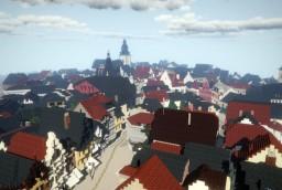Altstadt, Gießen, Hesse, Germany Minecraft Map & Project