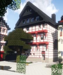 Leib'sches Haus, Gießen Germany Minecraft