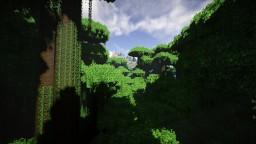 """Craziest Island"" By ClemsDX - WorldPainter (3000 x 3000) Minecraft Map & Project"