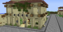 Communitiy-Projekt - Cubeside.de - Pure Vanilla Screens added! Minecraft Map & Project