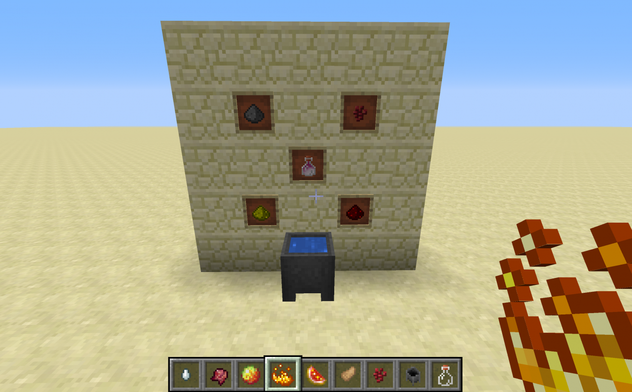 1 13 Datapack] Brewing Vanilla and Custom Potions with