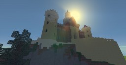 Neuschwanstein Castle Build Project Minecraft Map & Project