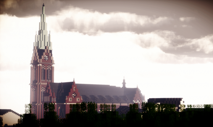 Popular Server Project : St. Bonifatius Herne, Germany
