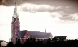 St. Bonifatius Herne, Germany Minecraft Map & Project