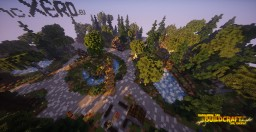 BUILDCRAFT | AUTUMN SPAWN by Szki3lko Minecraft Map & Project