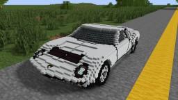 Lamborghini Miura SV Minecraft Map & Project