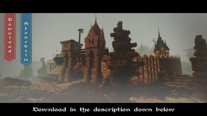 Popular Project : Stonehelm - A medieval kingdom