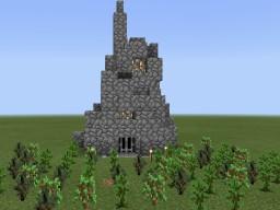 [Jyuunen] Mini Stone Castle || Contest Entry Minecraft Map & Project