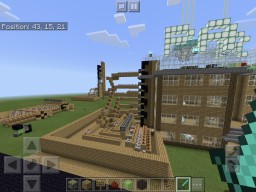 Selectable floor elevator Minecraft Map & Project