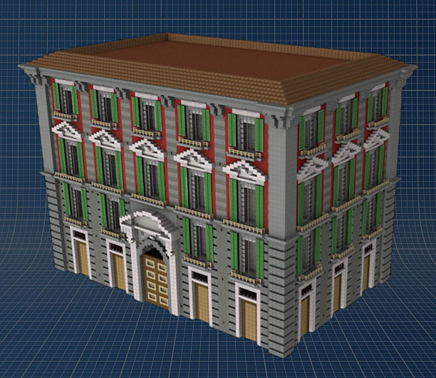 Popular Project : Baroque Palace | Palazzo d'Aquino - Napoli [DOWNLOAD]