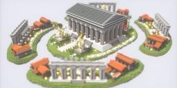 Lucky Islands - Cubecraft Map(s) Minecraft
