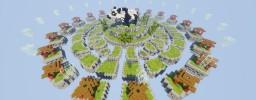 SkyWars - Cubecraft Map(s) Minecraft