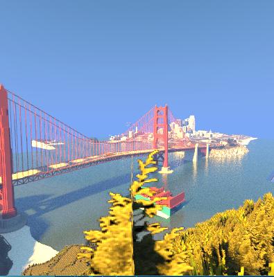 The Bridge and Skyline