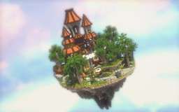 Tropi Castle Minecraft