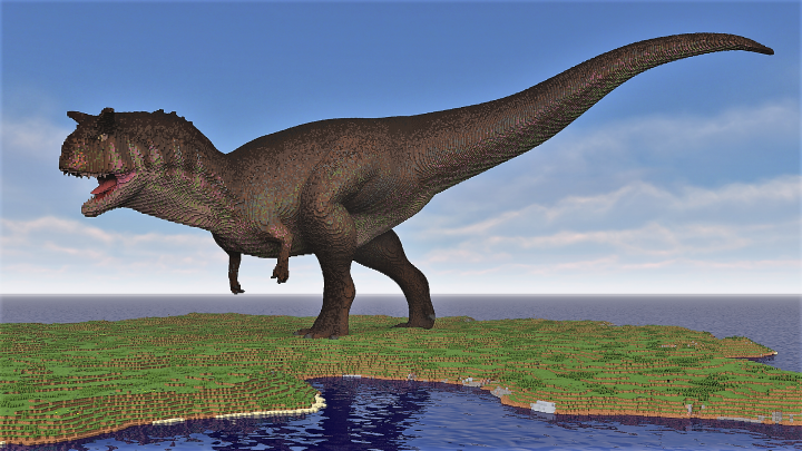 Popular Project : Carnotaurus [⬇]