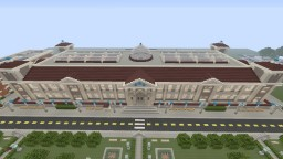 City Hall - Lazuli City Minecraft