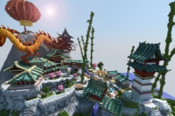 Dragons Shadow Minecraft Map & Project