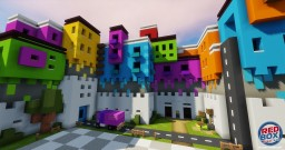 Color City | Lobby Minecraft Map & Project