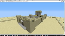 Jerusalem Battle Minecraft Server