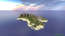 Lonely Island Minecraft Map & Project
