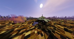 LK-120-1 tank (RP) Minecraft Map & Project