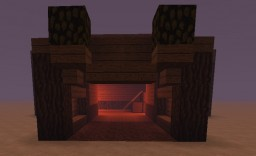 Lumber Mill Beetle Minecraft Map & Project
