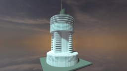 Random skycraper desu ne Minecraft Map & Project