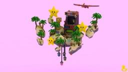 Jungle Arcade Spawn Minecraft Map & Project