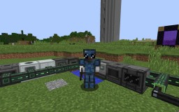 Neutrino Modded server Minecraft