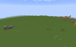 Mini Map Minecraft Map & Project