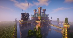 Valhalla [Server Spawn] Minecraft Map & Project